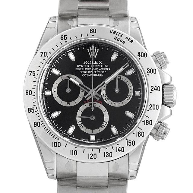 【48回払いまで無金利】ロレックス コスモグラフ デイトナ ランダムシリアル 116520 メンズ(008WROAS0001)【未使用】【腕時計】【送料無料】