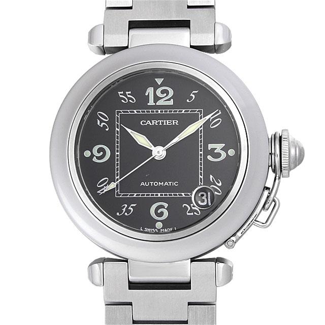 【48回払いまで無金利】カルティエ パシャC W31043M7 ボーイズ(ユニセックス)(006XCAAU0028)【中古】【腕時計】【送料無料】