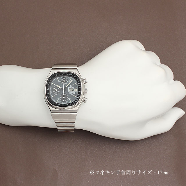 Omega Speedmaster Mark V TV screen ST176.0014 men (008WOMAA0005)