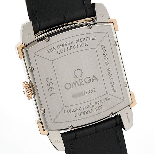 Omega-specialities Museum collection No.6 limited edition 1952 book 5705.30.01 men (008WOMAU0005)