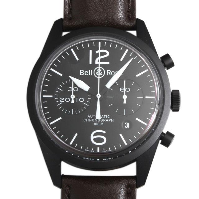【48回払いまで無金利】ベル&ロス ヴィンテージ オリジナル カーボン BR126-94-SC ORIGINAL CARBON メンズ(002YBOAN0003)【新品】【腕時計】【送料無料】