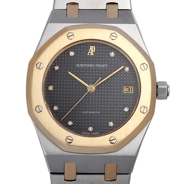 【48回払いまで無金利】オーデマピゲ ロイヤルオーク 10Pダイヤ メンズ(001HAPAU0003)【中古】【腕時計】【送料無料】