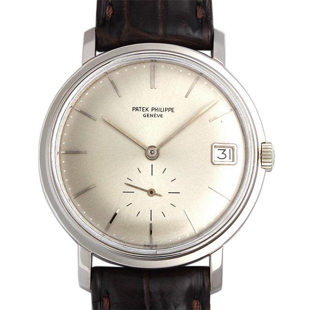 【48回払いまで無金利】パテックフィリップ カラトラバ 3445G メンズ(009VPPAA0007)【アンティーク】【腕時計】【送料無料】