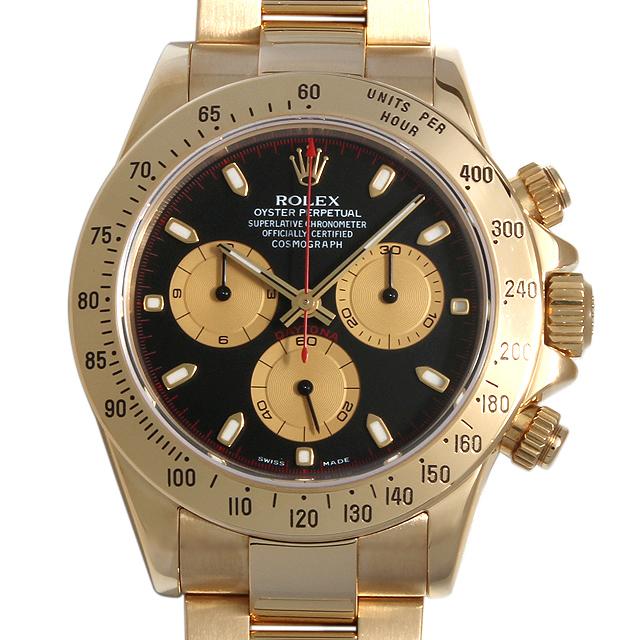 【48回払いまで無金利】SALE ロレックス コスモグラフ デイトナ F番 116528 メンズ(009VROAU0084)【中古】【腕時計】【送料無料】
