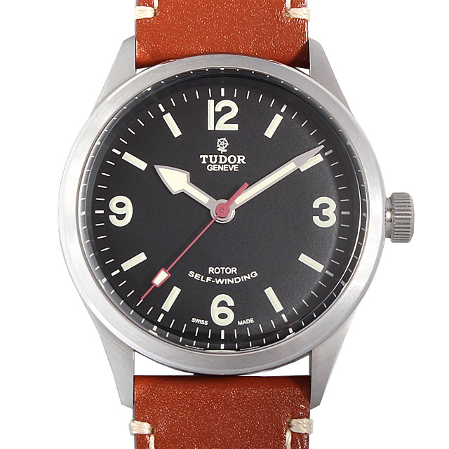 【48回払いまで無金利】チュードル ヘリテージ レンジャー 79910 メンズ(0671TUAN0053)【新品】【腕時計】【送料無料】