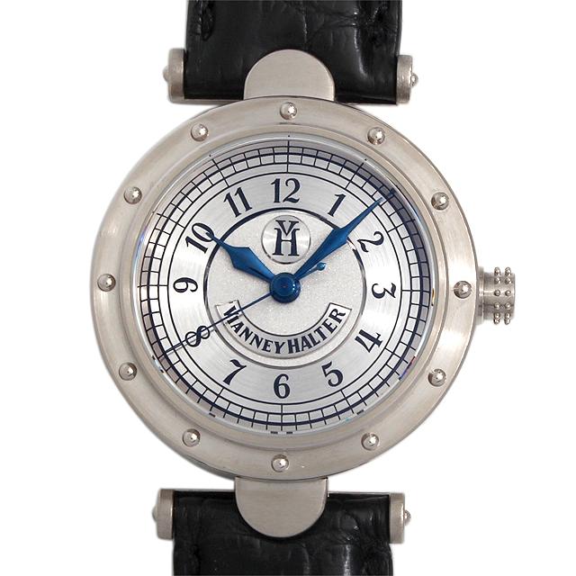 【48回払いまで無金利】ヴィアネイハルター クラシック メンズ(001HVIAU0001)【中古】【腕時計】【送料無料】