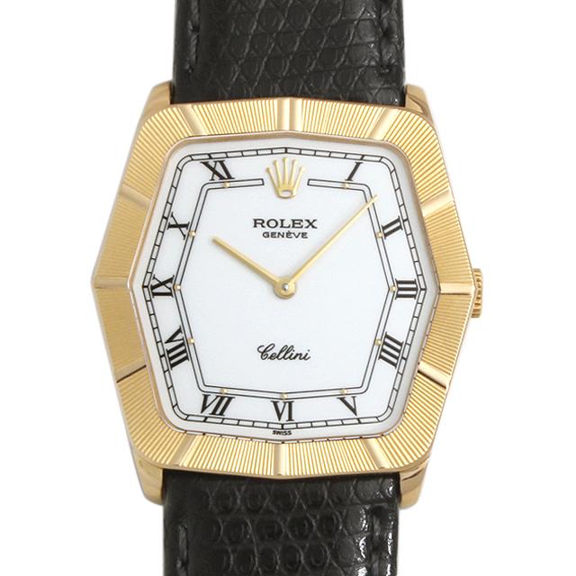 【48回払いまで無金利】SALE ロレックス チェリーニ E番 4170 メンズ(0087ROAU0058)【中古】【腕時計】【送料無料】