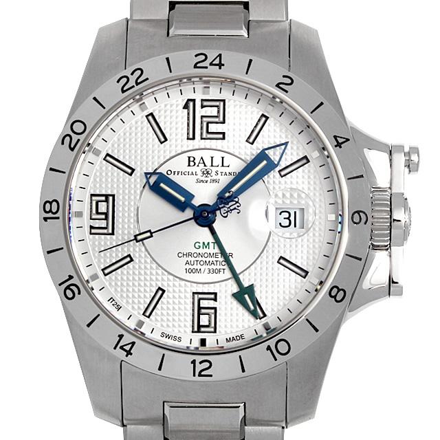 【48回払いまで無金利】ボールウォッチ エンジニア ハイドロカーボン マグネイト GMT GM2098C-SCAJ-SL メンズ(0066BLAN0053)【新品】【腕時計】【送料無料】
