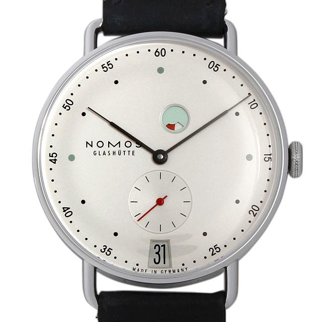 【48回払いまで無金利】ノモス メトロ MT1D4W2(1101) メンズ(0064NOAR0040)【新品】【腕時計】【送料無料】