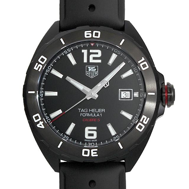 【48回払いまで無金利】タグホイヤー フォーミュラ1 フルブラック WAZ2115.FT8023 メンズ(0FHMTHAN0050)【新品】【腕時計】【送料無料】