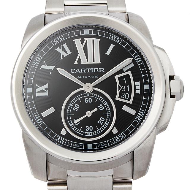 【48回払いまで無金利】カルティエ カリブル ドゥ カルティエ W7100016 メンズ(0066CAAN0330)【新品】【腕時計】【送料無料】