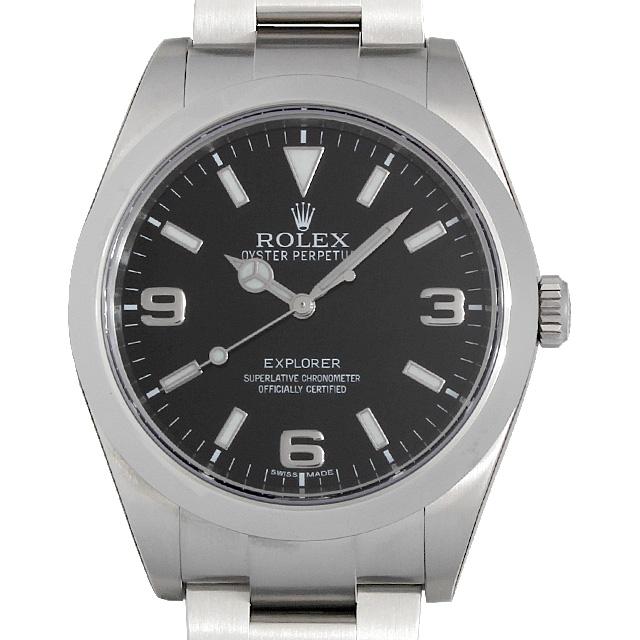 【48回払いまで無金利】ロレックス エクスプローラー 214270 メンズ(0A89ROAN0004)【新品】【腕時計】【送料無料】