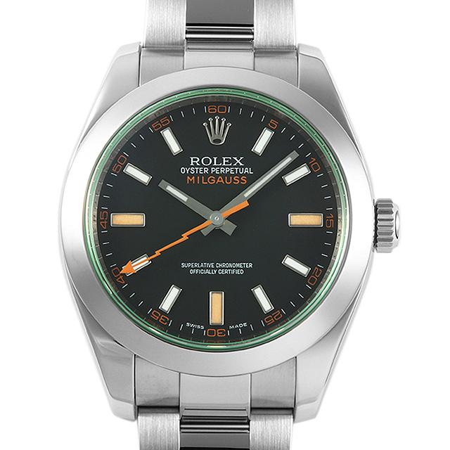 【48回払いまで無金利】ロレックス ミルガウス 116400GV メンズ(007UROAN0019)【新品】【腕時計】【送料無料】