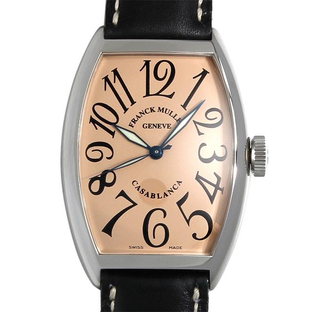 【48回払いまで無金利】フランクミュラー カサブランカ 5850CASA AC メンズ(008KFRAU0011)【中古】【腕時計】【送料無料】