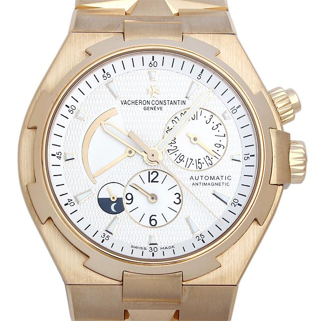 【48回払いまで無金利】SALE ヴァシュロンコンスタンタン オーヴァーシーズ デュアルタイム 47450/B01J-9228 メンズ(008WVCAU0011)【中古】【腕時計】【送料無料】