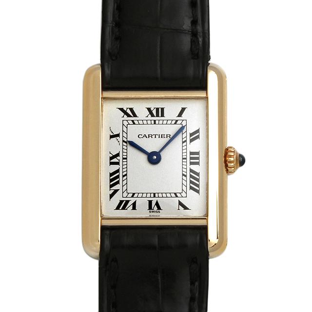 【48回払いまで無金利】カルティエ タンクLC SM W1512756 レディース(009VCAAU0031)【中古】【腕時計】【送料無料】
