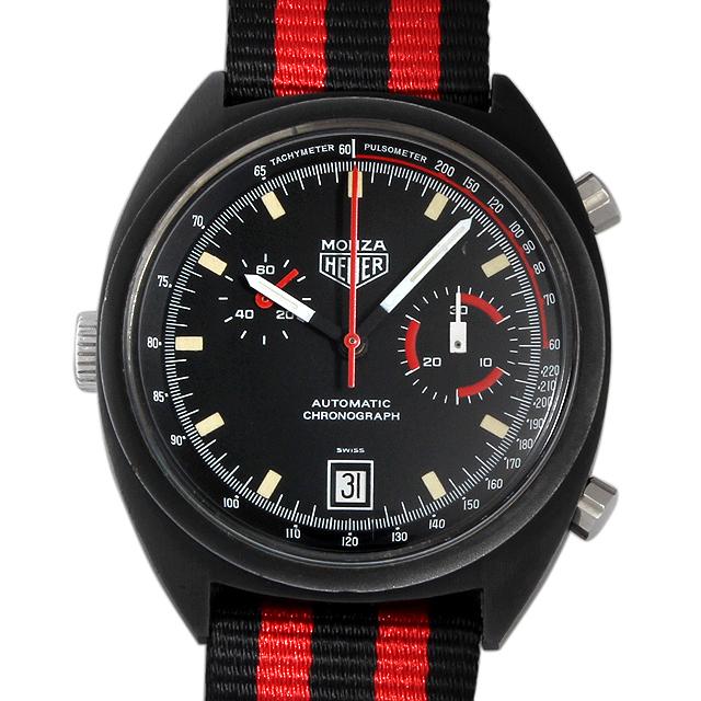 【48回払いまで無金利】タグホイヤー モンツァ クロノグラフ 150.501 メンズ(0014THAA0001)【アンティーク】【腕時計】【送料無料】