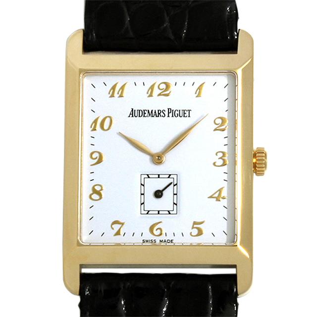 【48回払いまで無金利】オーデマピゲ レクタンギュラー 14918BA.O.0002 メンズ(001HAPAU0004)【中古】【腕時計】【送料無料】