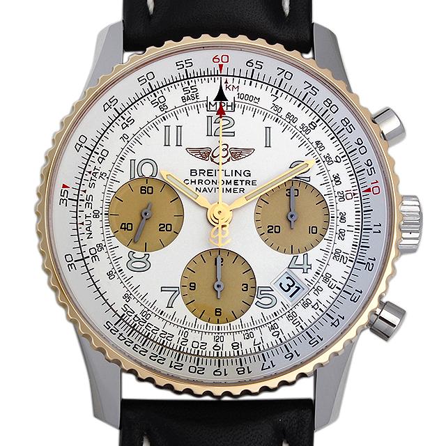 【48回払いまで無金利】ブライトリング ナビタイマー D23322 メンズ(006XBRAU0029)【中古】【腕時計】【送料無料】
