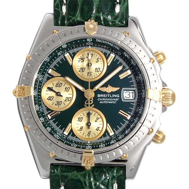 【48回払いまで無金利】ブライトリング クロノマット ビコロ B13050.1 メンズ(007UBRAU0025)【中古】【腕時計】【送料無料】