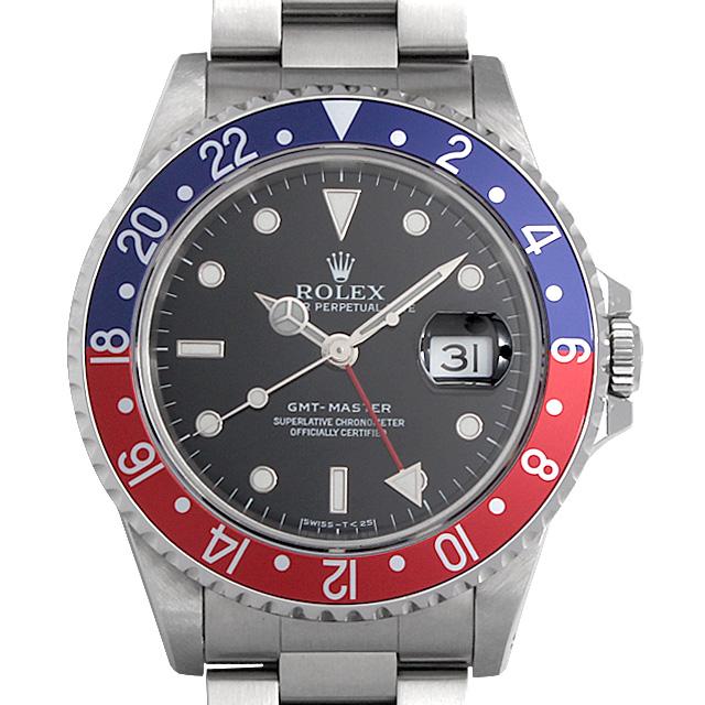 【48回払いまで無金利】ロレックス GMTマスター 赤青ベゼル S番 16700 メンズ(007UROAU0072)【中古】【腕時計】【送料無料】