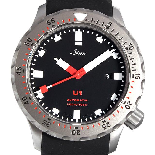 【48回払いまで無金利】ジン U1 1010 メンズ(007USIAU0007)【中古】【腕時計】【送料無料】