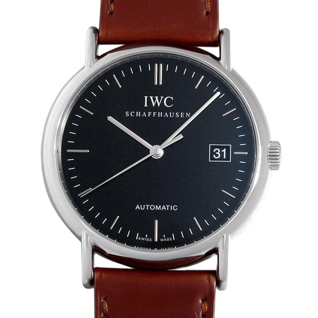 【48回払いまで無金利】IWC ポートフィノ オートマティック IW353304 メンズ(001HIWAU0026)【中古】【腕時計】【送料無料】