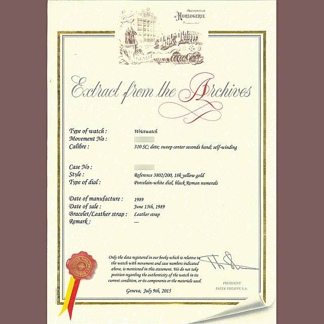 SALE 파텍크피립카라트라바 3802/200 J맨즈(0063 PPAU0009)