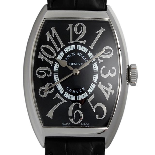 【48回払いまで無金利】フランクミュラー トノーカーベックス レリーフ 6850SC REL AC メンズ(006XFRAU0047)【中古】【腕時計】【送料無料】