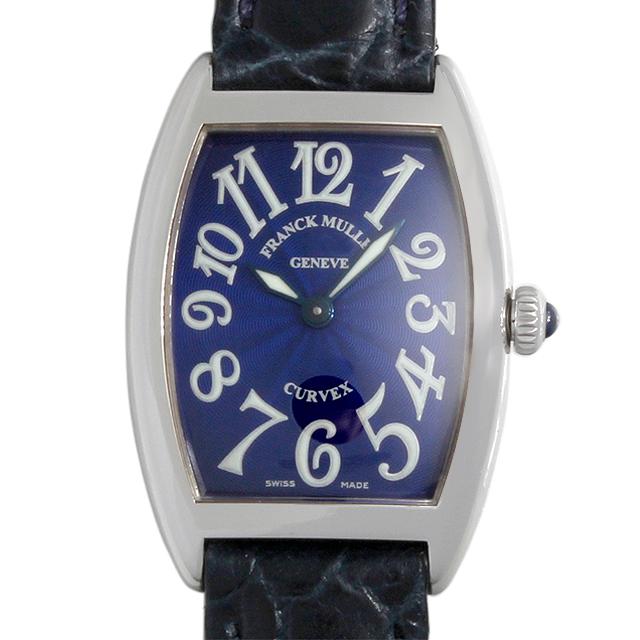 【48回払いまで無金利】フランクミュラー トノーカーベックス 1752QZ AC レディース(006XFRAU0048)【中古】【腕時計】【送料無料】
