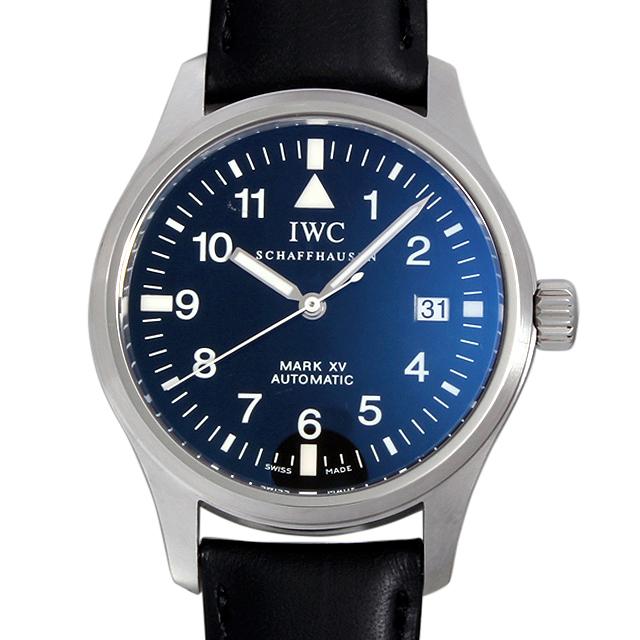 【48回払いまで無金利】IWC マーク15 マークXV IW325301(3253-01) メンズ(006XIWAU0032)【中古】【腕時計】【送料無料】