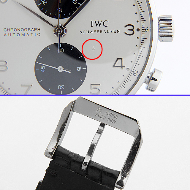 SALE IWC 포르트기제크로노그라후 IW371411 맨즈(0087 IWAU0008)