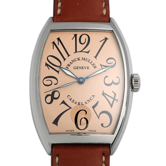 フランクミュラー カサブランカ 6850CASA AC メンズ(05CXFRAU0001)【中古】【腕時計】【送料無料】