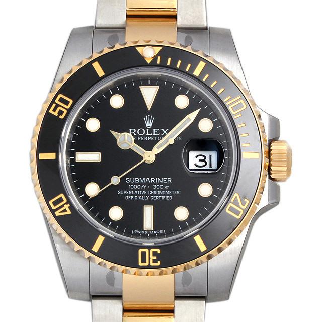 【48回払いまで無金利】ロレックス サブマリーナ デイト 116613LN メンズ(0671ROAN0089)【新品】【腕時計】【送料無料】