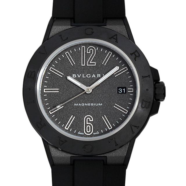 【48回払いまで無金利】ブルガリ ディアゴノ マグネシウム DG41C14SMCVD メンズ(002NBVAN0008)【新品】【腕時計】【送料無料】