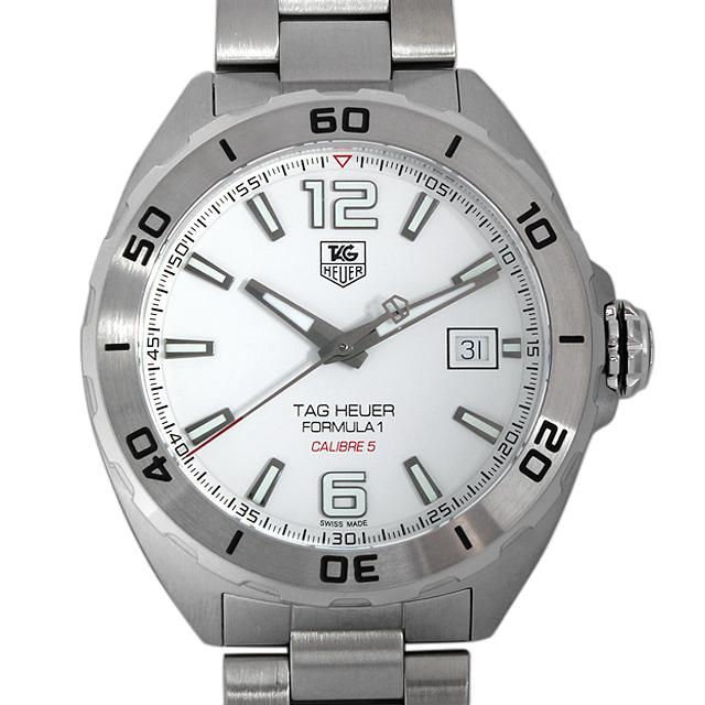 【48回払いまで無金利】タグホイヤー フォーミュラ1 キャリバー5 WAZ2114.BA0875 メンズ(0066THAN0222)【新品】【腕時計】【送料無料】