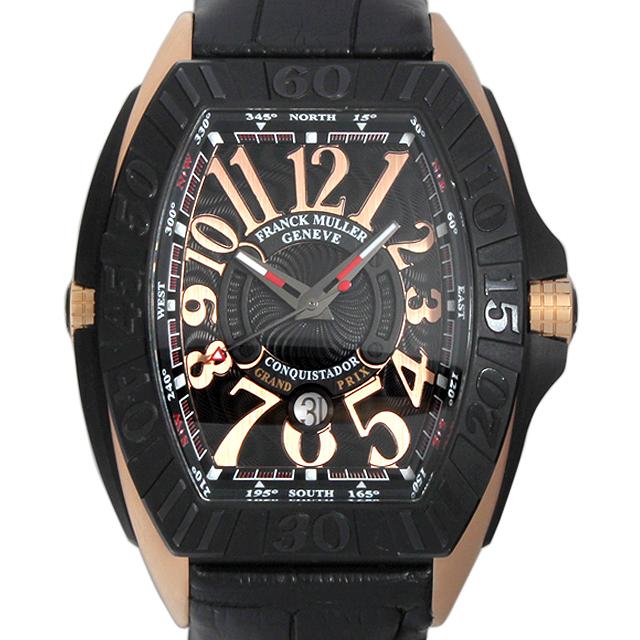 【48回払いまで無金利】SALE フランクミュラー コンキスタドール グランプリ 9900SC GP メンズ(007UFRAU0047)【中古】【腕時計】【送料無料】