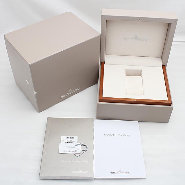 쟈가르크루트그란드레베르소 976 Q3738420(273.8. 04) 맨즈(008 WJLAU0011)