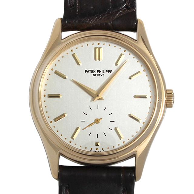 【48回払いまで無金利】パテックフィリップ カラトラバ 5023J メンズ(061LPPAU0001)【中古】【腕時計】【送料無料】