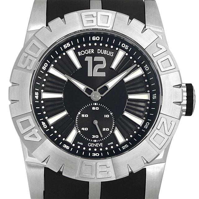 【48回払いまで無金利】ロジェデュブイ ニューイージーダイバー DBSE0257 メンズ(064JRRAU0001)【中古】【腕時計】【送料無料】
