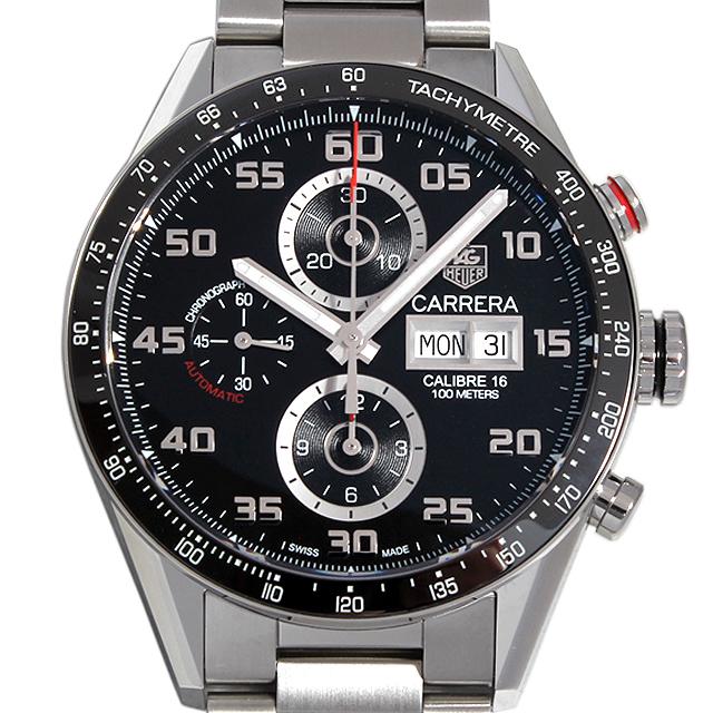【48回払いまで無金利】タグホイヤー カレラ 100M キャリバー16 デイデイト クロノグラフ CV2A1R.BA0799 メンズ(007STHAN0109)【新品】【腕時計】【送料無料】