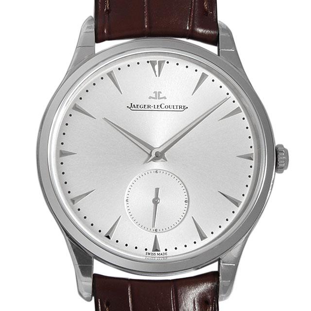 ジャガールクルト マスターグランド ウルトラスリム Q1358420(174.8.90.S) メンズ(015PJLAN0001)【新品】【腕時計】【送料無料】