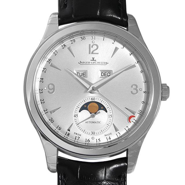 【48回払いまで無金利】ジャガールクルト マスターカレンダー Q1558420(176.8.12.S) メンズ(007NJLAR0002)【新品】【腕時計】【送料無料】