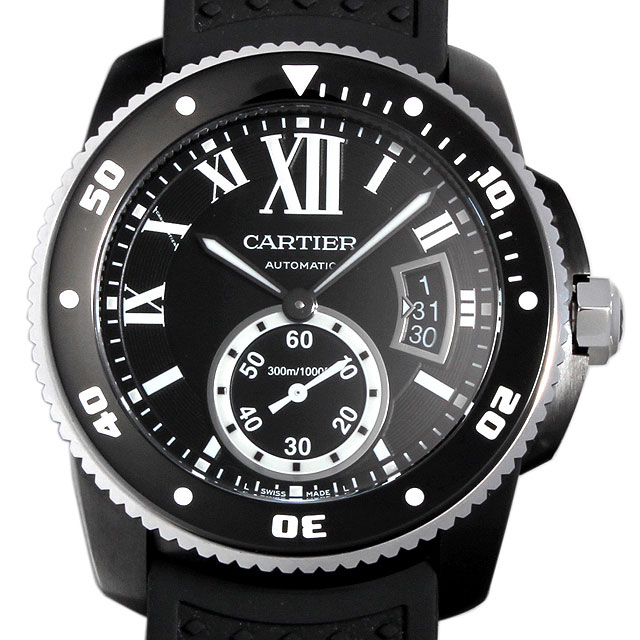 【48回払いまで無金利】カルティエ カリブル ドゥ カルティエ ダイバー WSCA0006 メンズ(0066CAAN0682)【新品】【腕時計】【送料無料】