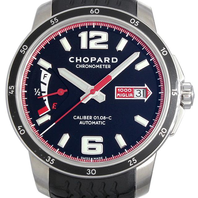 【48回払いまで無金利】ショパール ミッレミリア GTS パワーコントロール 168566-3001 メンズ(059PCPAS0001)【中古】【未使用】【腕時計】【送料無料】