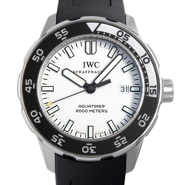 【48回払いまで無金利】SALE IWC アクアタイマー オートマチック2000 IW356811 メンズ(001HIWAU0031)【中古】【腕時計】【送料無料】