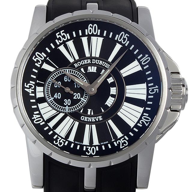 【48回払いまで無金利】ロジェデュブイ エクスカリバー EX45 77 9 9.71R メンズ(001HRRAU0001)【中古】【腕時計】【送料無料】