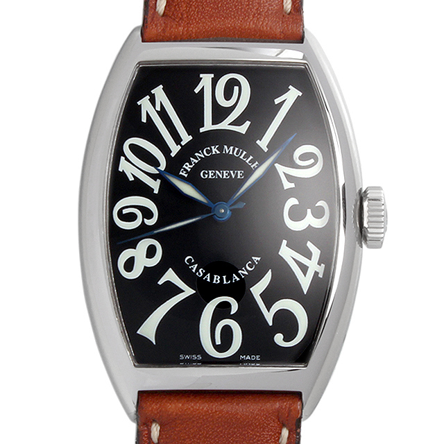 【48回払いまで無金利】フランクミュラー カサブランカ 5850H C AC メンズ(006XFRAU0059)【中古】【腕時計】【送料無料】