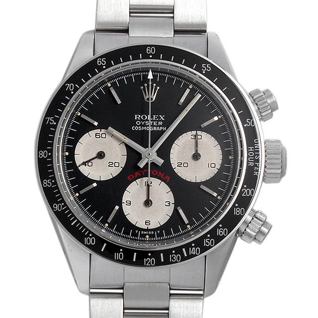 【48回払いまで無金利】ロレックス デイトナ 60番 6263 メンズ(006XROAA0043)【アンティーク】【腕時計】【送料無料】