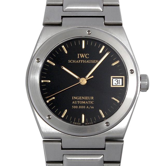 【48回払いまで無金利】IWC インヂュニア 500000A/M 3518-002 インジュニア メンズ(01K1IWAU0001)【中古】【腕時計】【送料無料】